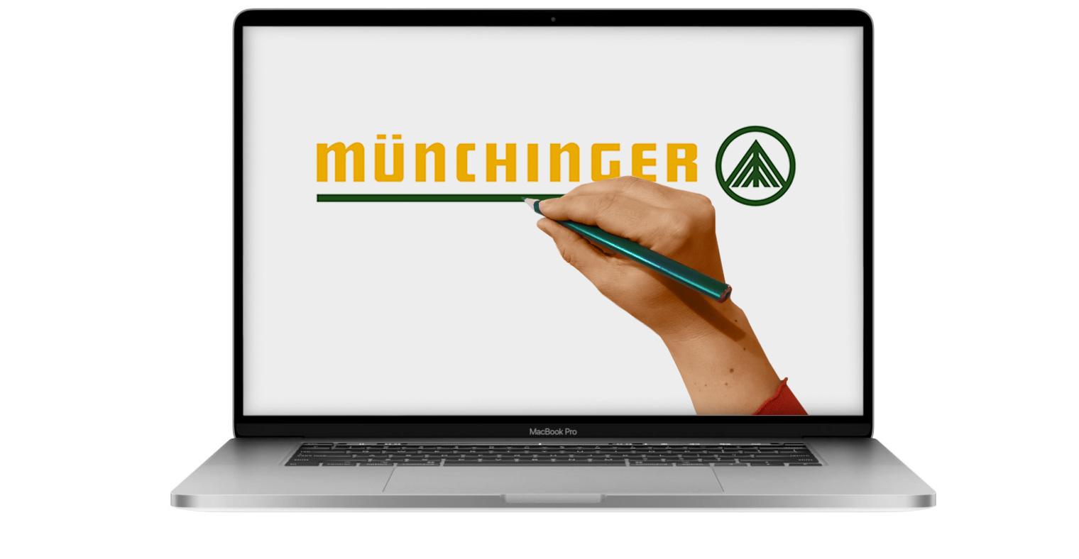 MacBook Münchinger 2 Julia Böttle Mediengestaltung
